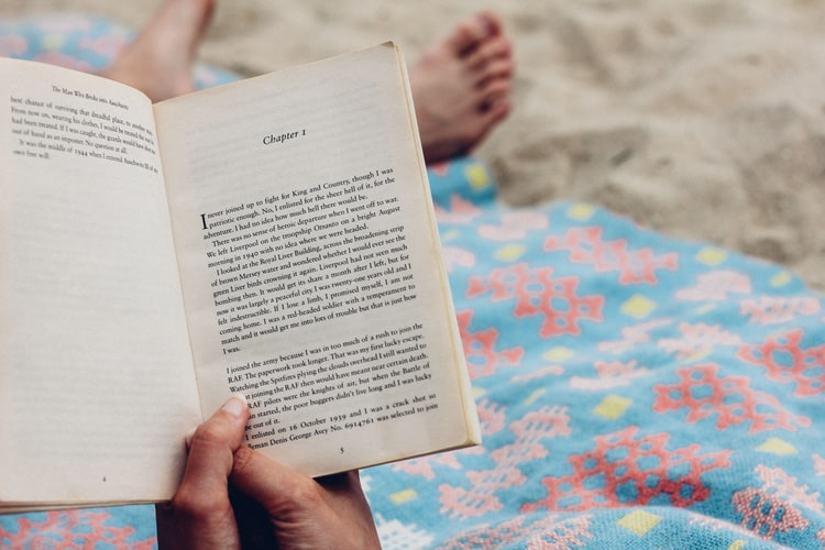 our pick of the best summer holiday beach reads